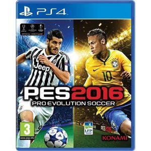 JEU PS4 PES 2016 Jeu PS4