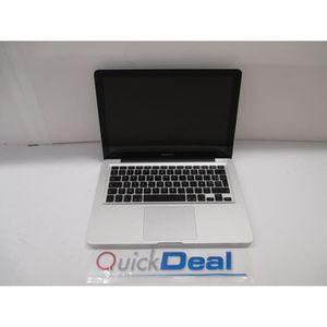 Vente PC Portable APPLE MAC BOOK PRO A1278  320 Go sata pas cher