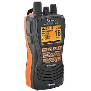 VHF PORTABLE - VHF FIXE - RADIO COBRA Radio VHF Marine Portable ASN GPS MR HH 600