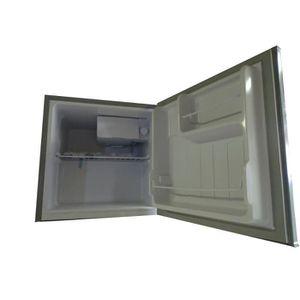 RÉFRIGÉRATEUR CLASSIQUE Refrigérateur 50 L couleur gris