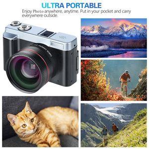 APPAREIL PHOTO RÉFLEX Appareil photo numérique P12 + Téléobjectif Camésc