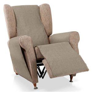 HOUSSE DE FAUTEUIL Couvre-fauteuil relax Castano, 1 place (55cm), cou