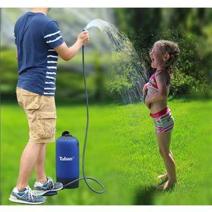 DOUCHE SOLAIRE Sac de douche portatif pour camping en plein air a