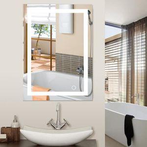 Miroir salle de bain 60cm