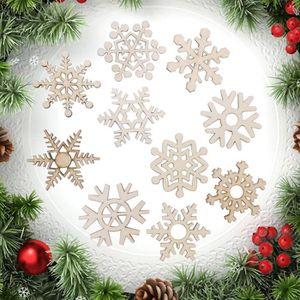 SAPIN - ARBRE DE NOËL 10pcs Noël décoration Noël arbre de Noël pendentif