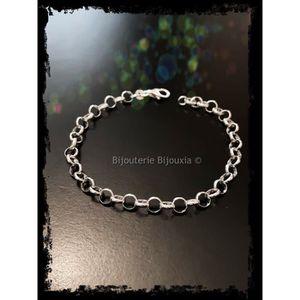 """3.4 g 14k or jaune sur argent sterling boule magique /""""LOVE/"""" Bracelet réglable"""