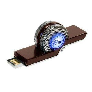 CASQUE AVEC MICROPHONE BLUE MICROPHONES Microphone USB TIKI - PC / MAC