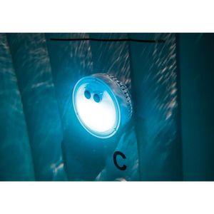 PROJECTEUR - LAMPE INTEX Lumière d'ambiance pour spa à bulles
