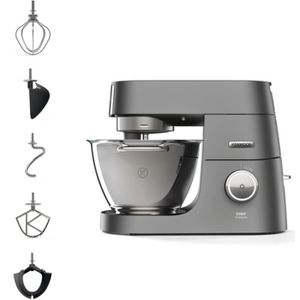 ROBOT DE CUISINE Robot pâtissier Kenwood KVC7305S Chef Titanium + C