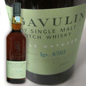 WHISKY BOURBON SCOTCH Lagavulin Distillers Edition 1999-2015 (70cl)