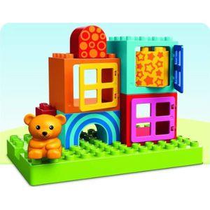 ASSEMBLAGE CONSTRUCTION Jeu D'Assemblage LEGO GLS0Z duplo 10553: construir