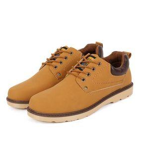CHAUSSURES DE RANDONNÉE Pum Sneakers hommes Confortable Classique Chaussur