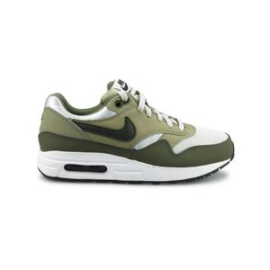 BASKET Basket Nike Air Max 1 Junior Olive 807602-200