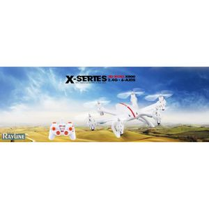 DRONE Drone RC X-Fly 800 2,4GHz