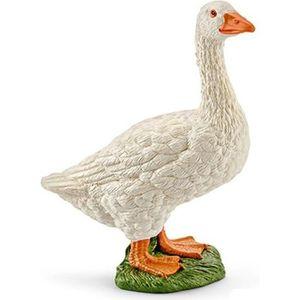 FIGURINE - PERSONNAGE SCHLEICH Figurine 13799 - Animal de la ferme - Oie