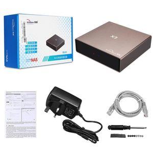 DISQUE DUR EXTERNE TEMPSA Disque Dur Externe 2.5'' USB 3.0 NAS Boîtie