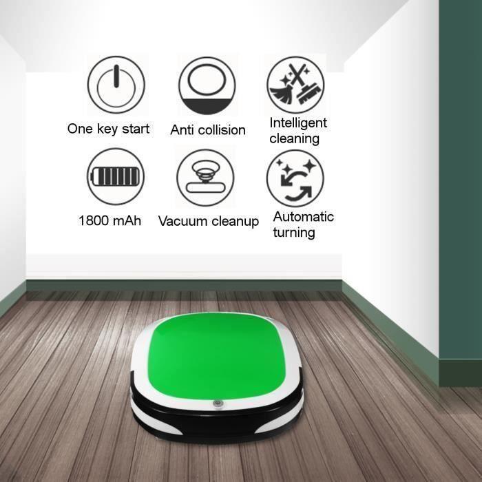 Smart Robot Aspirateur Robotique Automatic Nettoyage Vacuum Cleaner Machine Me57506