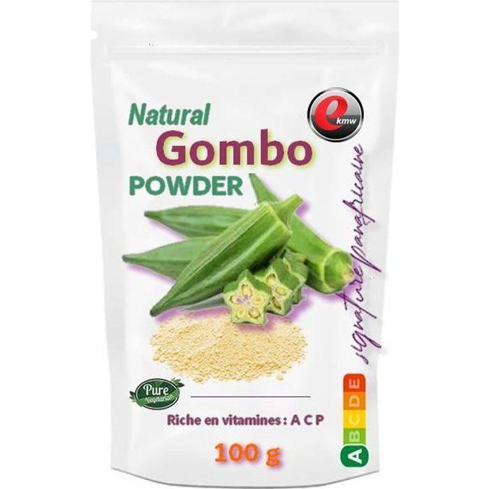 Poudre de Gombo- qualité supérieure -100g