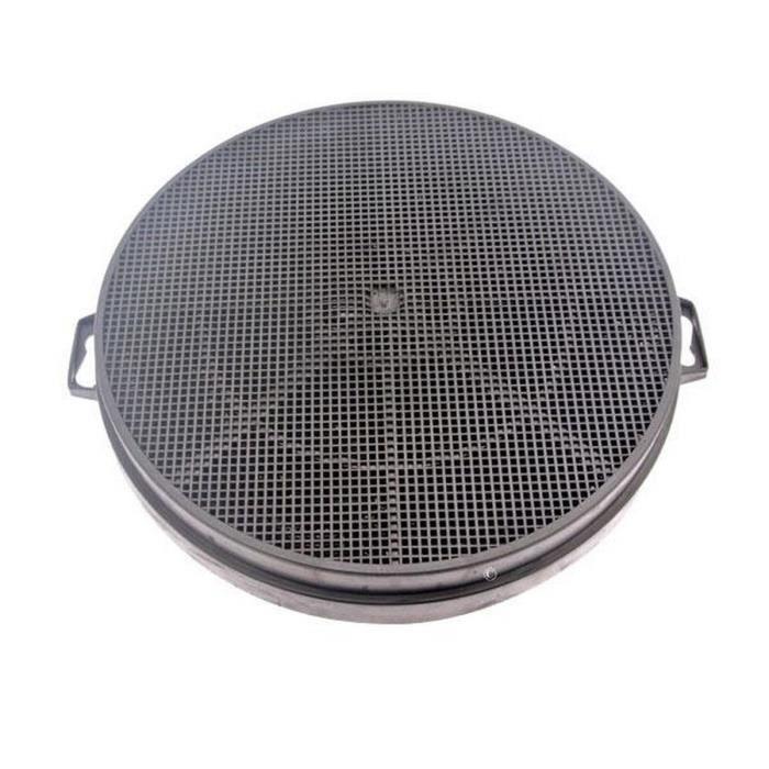 Filtre charbon type B210 FAC539 (37056-691) - Hotte - BRANDT, SCHOLTES, THERMOR, SAUTER, WHIRLPOOL, AIRLUX, DE DIETRICH, ROSIERES,