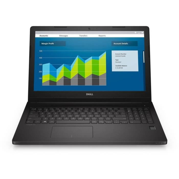 DELL - PC Portable Latitude 3560 - 15.6
