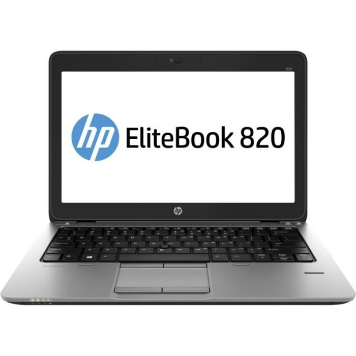 Hp Probook 820 G1 4Go 320Go