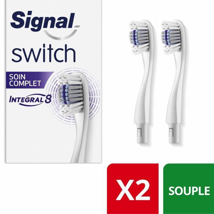 SIGNAL Switch Tête remplaçable Integral 8 Souple x2