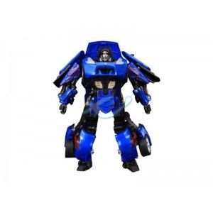 Figurine Transformers Megatron Demon Blue Nissa…