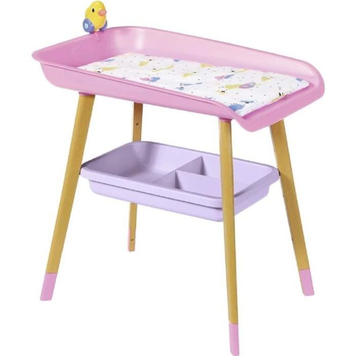Zapf Creation 829998 Baby born Table à langer