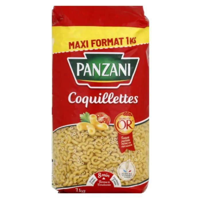 PANZANI - Coquillettes 1KG