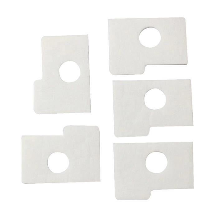 5pcs filtres à air pour STIHL 017 018 MS170 MS180 tronçonneuse 1130 124 0800 FR