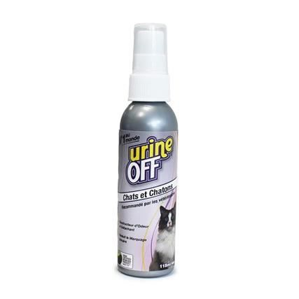 urine off chat spray 118ml achat vente parfum. Black Bedroom Furniture Sets. Home Design Ideas