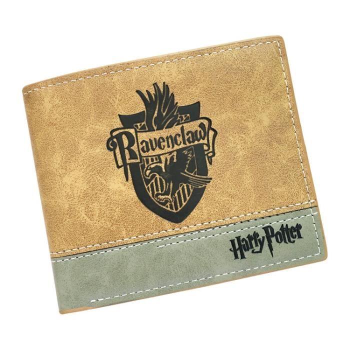 Officiel Harry Potter Gryffindor Sports Style Noir Bi-Fold Portefeuille-Coffret
