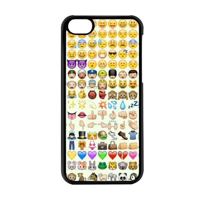 coque ipod touch 6 emoji achat vente coque ipod touch. Black Bedroom Furniture Sets. Home Design Ideas