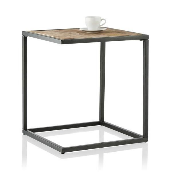 Table basse bout de canap nasik 45 x 45 cm youniq achat - Table basse bout de canape ...