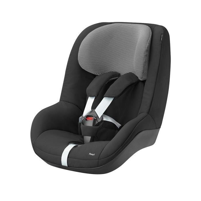bebe confort si ge auto groupe 1 pearl isofix noir achat vente si ge auto r hausseur bebe. Black Bedroom Furniture Sets. Home Design Ideas