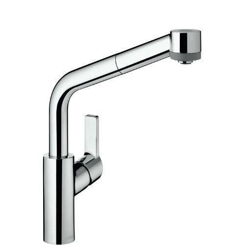 hansgrohe 32861000 mitigeur cuisine status l avec ecosmart achat vente robinetterie de. Black Bedroom Furniture Sets. Home Design Ideas