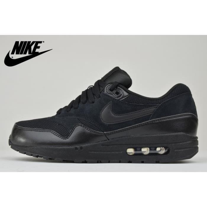 Nike Air Max 1 Premium 'Noir / Noir' noir - Cdiscount Chaussures