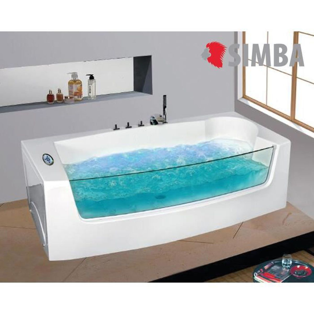 balneo beauvais cheap baignoire balneo kinedo vitalite with balneo beauvais cool baignoire. Black Bedroom Furniture Sets. Home Design Ideas
