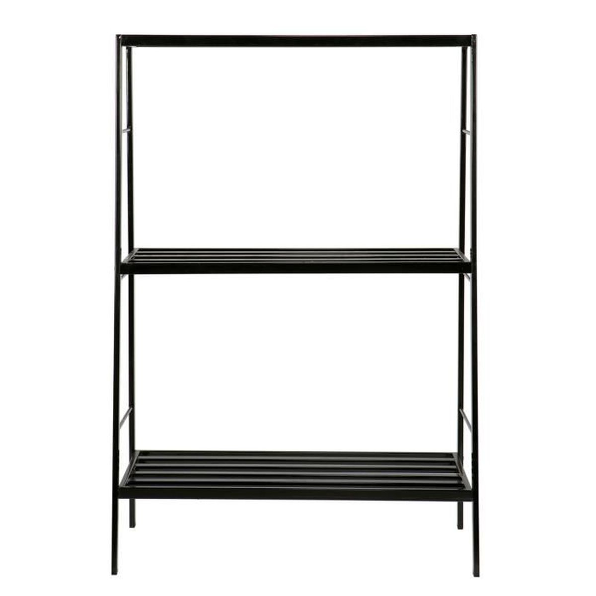 etagere de jardin en metal achat vente etagere de jardin en metal pas cher cdiscount. Black Bedroom Furniture Sets. Home Design Ideas