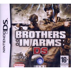 JEU DS - DSI BROTHERS IN ARMS 3 / JEU CONSOLE NINENDO DS