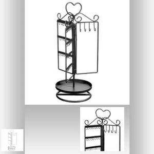 porte bijoux achat vente porte bijoux pas cher cdiscount. Black Bedroom Furniture Sets. Home Design Ideas