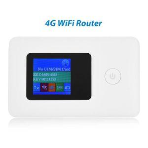 MODEM - ROUTEUR Routeur WiFi 4G de carte SIM 2.4GHz 150Mbps Transm