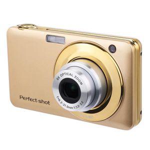 APPAREIL PHOTO COMPACT 2,7 pouces 20MP écran LCD 8X Zoom optique télescop