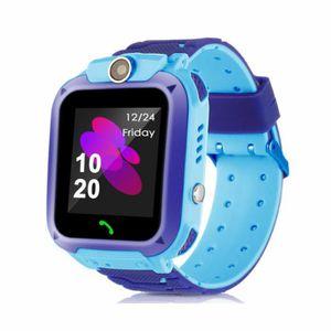 MONTRE CONNECTÉE Enfants Montre Intelligente Téléphone Smartwatch G