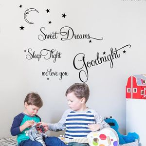 JEU DE STICKERS Sticker mural Sweet Dreams 6090 -495