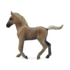 FIGURINE - PERSONNAGE Collecta Rocky Mountain Foal - Chocolat Figurine