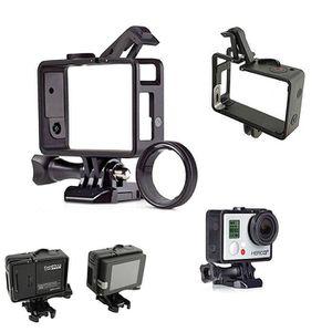 FIXATION - ROTULE Cadre Standard Kit Objectif UV pour Caméra Sport A