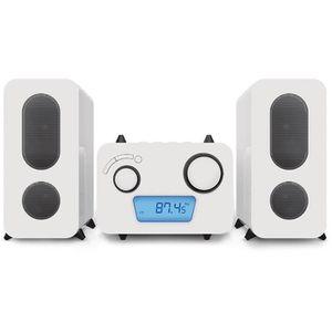 CHAINE HI-FI BIGBEN MCD11CITYMP3USB Micro Chaîne - CD/USB - Bla