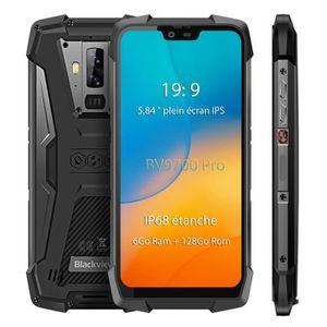 SMARTPHONE Smartphone BLACKVIEW BV9700 Pro 6Go + 128Go IP68 é