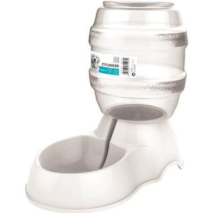 DISTRIBUTEUR D'ALIMENT M-PETS Distributeur d'eau Cylinder - 3500ml - Blan
